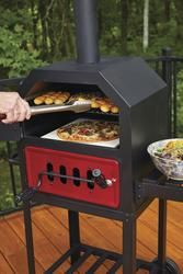 Pit Boss® Charcoal Pizza Oven | BBQ, Smokers and Outdoor
