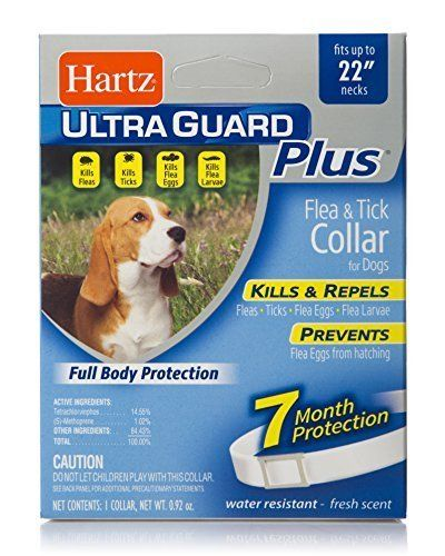 Prohund Flea Collar For Dogs 8 Months Protection Ticks On Dogs Flea Tick Fleas