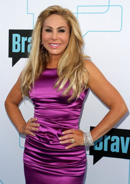 Adrienne Maloofs Engagement Ring Engagement RingsDiamonds