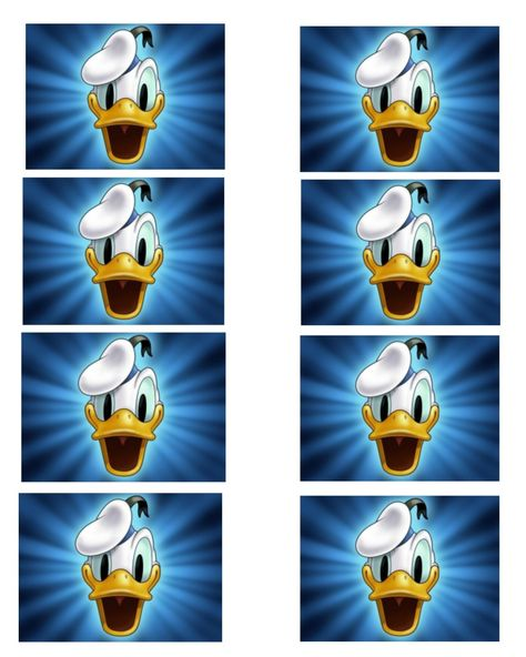 Daisy Duck Invitation Daisy Invite Birthday Invitation Etsycoloring