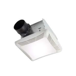 Broan Nutone 80 Cfm Ceiling Bathroom Exhaust Fan With Light And 1300 Watt Heater 765h80l The Home Depot Bathroom Exhaust Fan Bathroom Exhaust Exhaust Fan