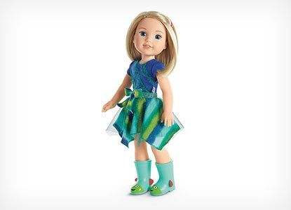 39 Epic Toys And Gifts For 6 Year Old Girls Unique Toys She Ll Love Toy Notes American Girl Wellie Wishers American Girl American Girl Doll