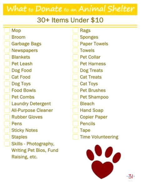 Help Your Local Animal Shelter And Make The Maximum Impact By Knowing What To Donate To An Animal Rescue Shelter To Help In 2020 Pet Shampoo Pet Harness Animal Shelter