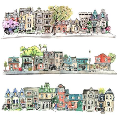 3 Streets Together What Is Your Favorite