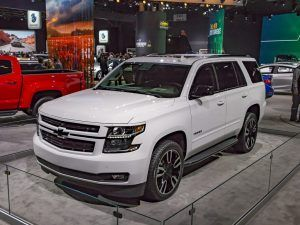 2018 Chevy Tahoe Ltz Exterior Cars Picture Chevy Tahoe