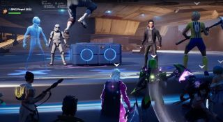The Fortnite Star Wars Event Will Haunt Me Star Wars Star Wars Film Fortnite