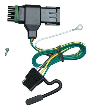 118319 T One Connector Trailer Light Wiring Electrical