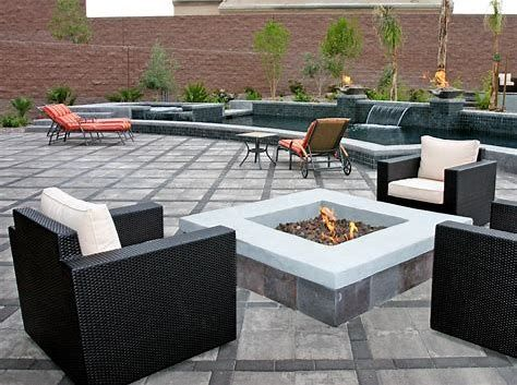 Patio Furniture Set Whether You Wish To Splurge On A High End Teak Set Or Purchase Lounge Chairs As Well As Sofas Fire Pit Decor Backyard Fire Cool Fire Pits