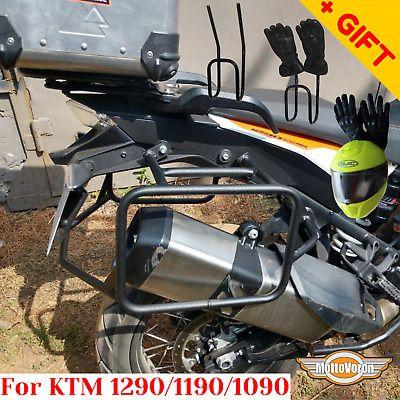 For Ktm 1290 Super Adventure Side Carrier Pannier Rack Ktm1190 Cases Or Bag Gift Super Adventure Ktm Adventure Ktm