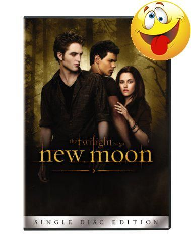 new moon novel