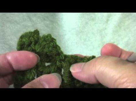 Diagonal Box Stitch Tutorial by Crochet Cabana  Free Written Information: http://www.crochetcabana.com/html/specialstitches1.html#diagbox  Free Youtube Video: http://www.youtube.com/watch?v=PpdkRzlDbPM  #TheCrochetLounge #crochet #diagonal #diagonalbox #cornertocorner #tutorial