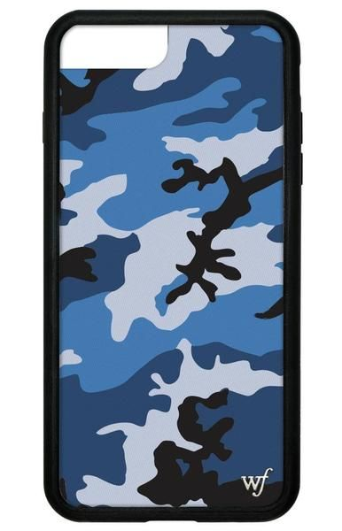 on sale 90090 e4f6e Blue Camo iPhone 6/7/8 Plus Case | Christmas List | Camo phone cases ...