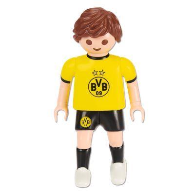 Bvb Playmobil Figur Playmobil Playmobil Figuren Borussia Dortmund Trikot Bvb