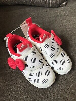 Details about Adidas FortaRun X Minnie CF I Size 10K Baby