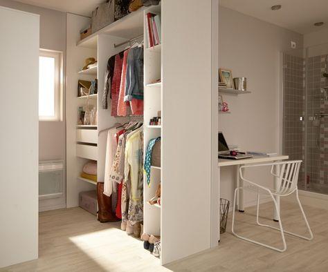 Un Grand Dressing Bien Cache Avec Images Petit Appartement Petit Dressing Dressing Pas Cher