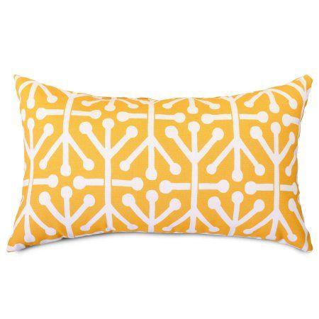 Majestic Home Goods Aruba Indoor Outdoor Small Decorative Throw Pillow Walmart Com In 2020 Outdoor Pillows Pillows Modern Throw Pillows