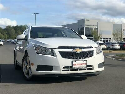 Ebay Advertisement 2012 Chevrolet Cruze Lt W 2lt 2012 Chevrolet