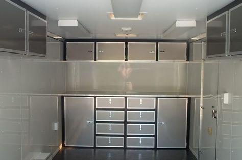 Aluminum Trailer Cabinets Trucks Trailers Rv S Toy