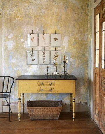 Les 12 meilleures images à propos de entrada hall sur Pinterest - sorte de peinture pour maison