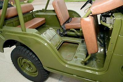 1954 Willys M38 A1 Ebay In 2020 Vintage Jeep Willys Jeep Cj