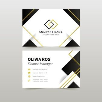 Download Luxury Business Card Template For Free Modern Business Cards Luxury Business Cards Free Business Card Templates