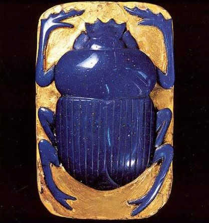 Egypt Picture - Scarab
