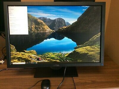 Dell Ultrasharp Monitor U3011t 30 Display 2560x1600 Monitor Computer Monitor Display