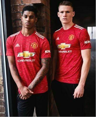 New 2020 21 Manchester United Soccer Jersey Men Kids A D I D A S Home Away Shirt In 2020 Manchester United Manchester United Soccer Adidas Football