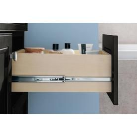Diamond Freshfit Goslin 48 In Storm Bathroom Vanity Cabinet Lowes Com Vanity Cabinet Bathroom Vanity Cabinets Bathroom Vanities Without Tops