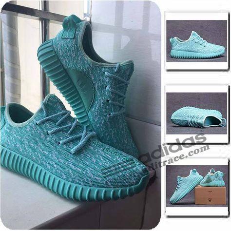 Adidas Yeezy Boost 350 Dernier Chaussure Homme Vert :aditrace ...
