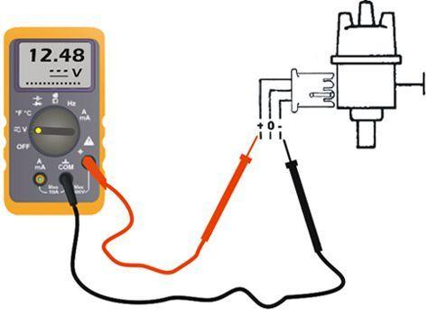Ignition System With Hall Effect Sender Kiril Mucevski Linkedin Automobil Elektroverkabelung Elektro