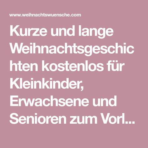 List Of Pinterest Weihnachtsgeschichten Kurz Senioren Ideas