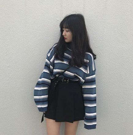 Fashion Korean Winter Ulzzang Outfit 39+ Ideas