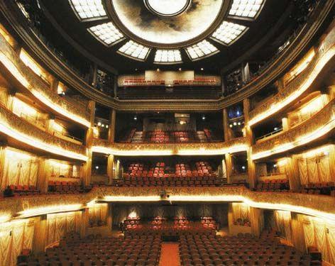 Le Théâtre du Capitole :)