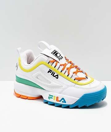 FILA Shoes, Clothing & Accessories |