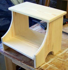 30 best step stools images on Pinterest | Step stools Wood projects and Woodworking projects : shaker step stool plans - islam-shia.org