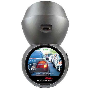 Whistler D28rscx Hd Dash Camera Bundle Dash Camera Wireless Backup Camera Backup Camera
