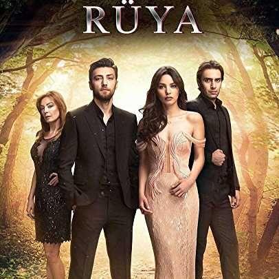 Ozge Ozder Ulas Tuna Astepe Hazal Filiz Kucukkose And Ceyhun Mergiroglu In Ruya 2017 Turkish Film Tv Series Tv Series 2017