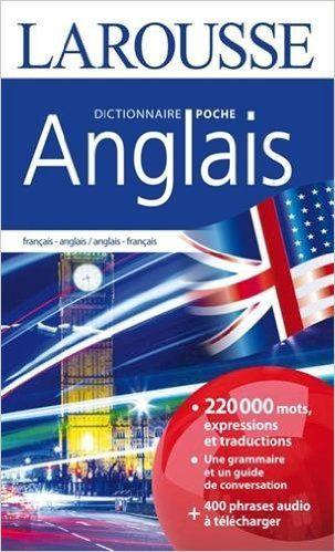 Amazon Fr Dictionnaire De Poche Larousse Francais Anglais