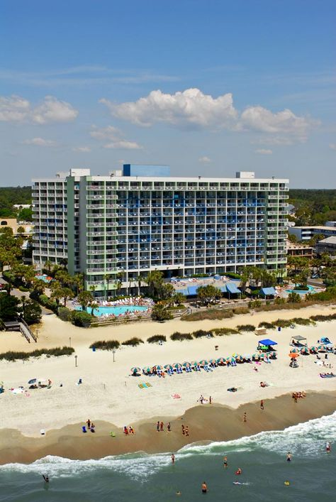 Coral Beach Resort Property Overview Myrtle Beach Resorts Myrtle Beach Family Vacation Beach Resorts