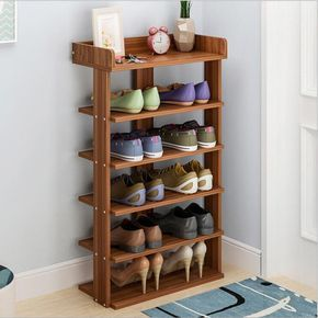 Double Shoe Racks Living Room Furniture Meubles Chaussures Modern