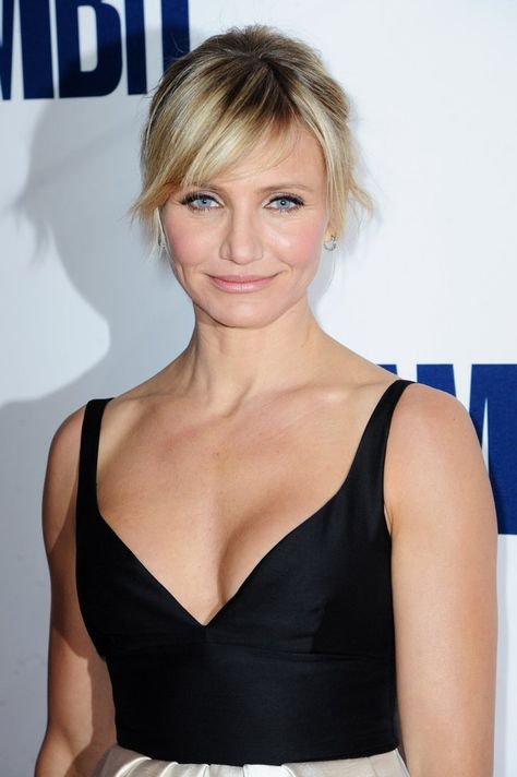 Cameron Diaz got candid in July 2010 when she was asked how she