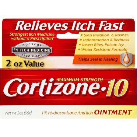 Health Anti Itch Cream Rash Treatment Eczema Psoriasis