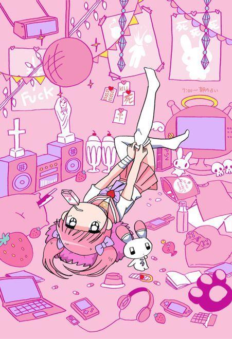 Image Result For Menhera Chan Art Kawaii Anime Kawaii Drawings Kawaii Wallpaper