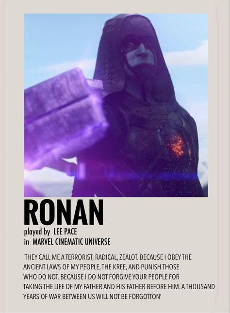 Ronan by Millie