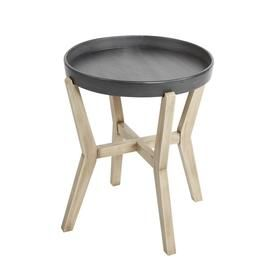 Cheyenne Products Light Wood End Table Cpft1514ae In 2020 Round