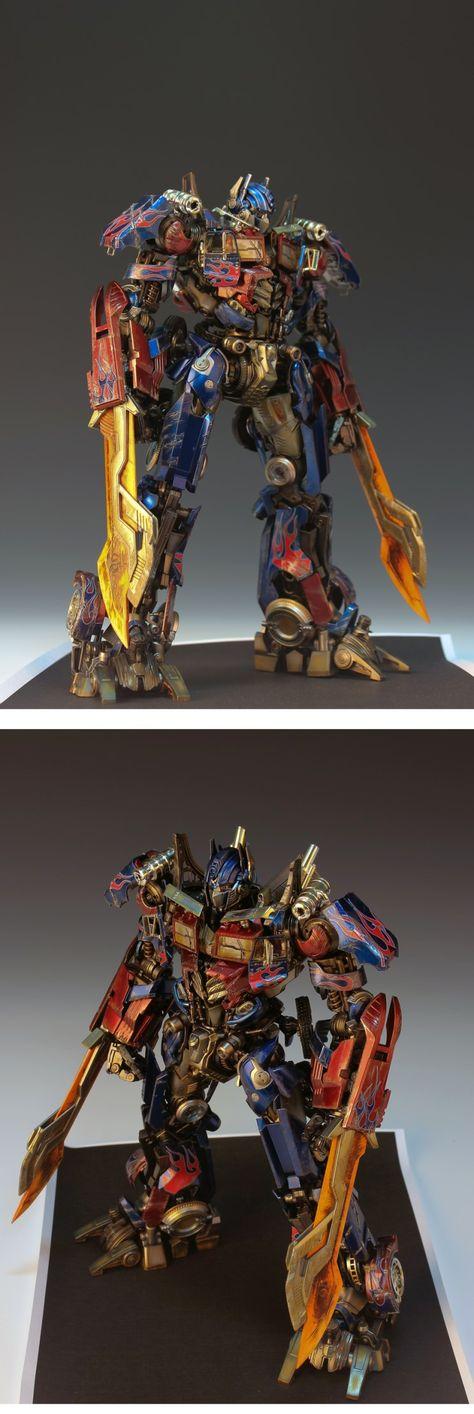 Latest Work by RedBrick. I like the movie transformers all of them Gi Joe, Gundam, Optimus Prime Transformers, Cyberpunk, Marvel Comics, Mileena, Wallpaper Size, Plastic Models, Cool Toys
