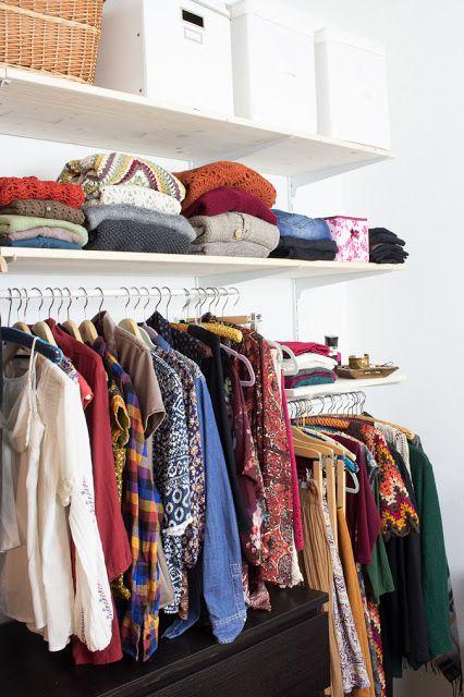 Green Bird Diy Mode Deko Und Interieur Diy Offenen Kleiderschrank Bauen Offener Kleiderschrank Kleiderschrank Schrank