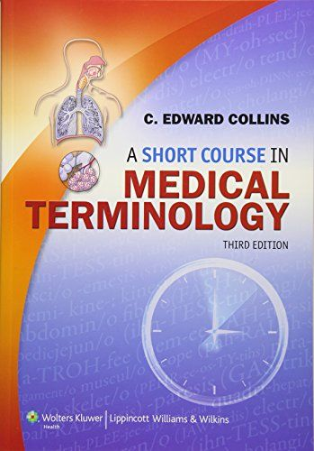 A Short Course In Medical Terminology Ebook Pdf In 2020 Medical Terminology How To Memorize Things Medical