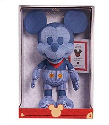 JP Animated Plush Mickey Mouse Dances to We Wish You a Merry Christmas